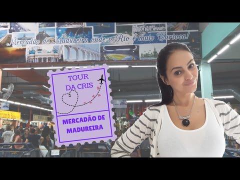 Passeio ao Mercadão de Madureira/RJ
