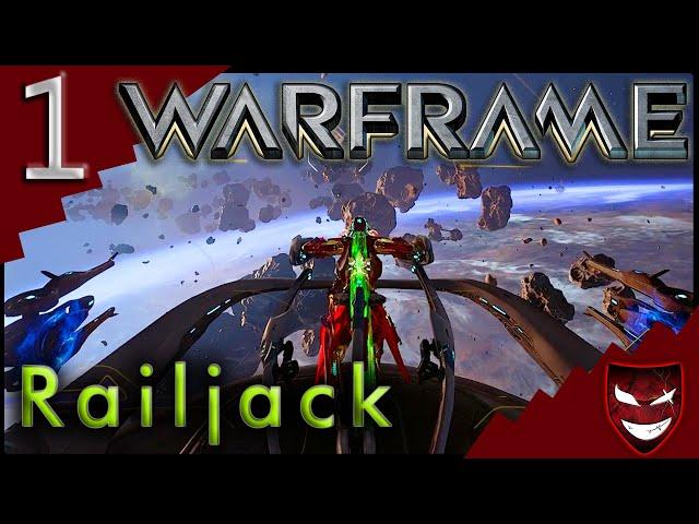 [Warframe] Empyrean - [1] Day one Railjack Chaos