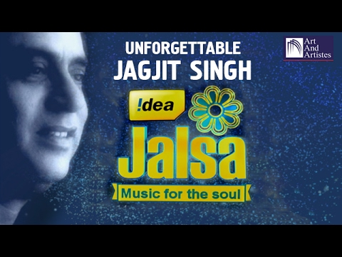 A Tribute To Jagjit Singh | Kuch Na Kuch Tho | Khoob Nibhegi | Idea Jalsa | Art and Artistes