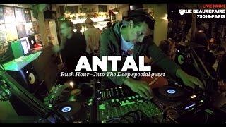 Video Antal (Rush Hour) • DJ Set • Into The Deep special guest • Le Mellotron download MP3, 3GP, MP4, WEBM, AVI, FLV September 2018