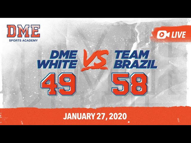 DME White vs Team Brazil