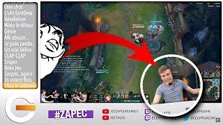 #ZAPEC N°31 : Envoyez nous vos meilleurs moment sur les TVs d'Eclypsia