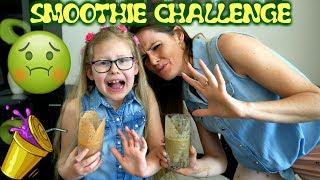 SMOOTHIE CHALLENGE NA DZIEŃ MAMY + FANKI :)