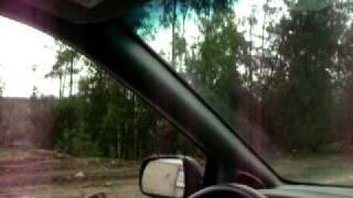 Ураган Лен.область.Последствия п.Сосново июль 2010(, 2010-07-30T17:03:23.000Z)