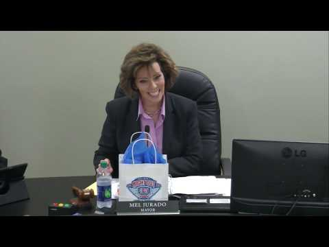 Temple Terrace City Council Meeting  9-18-18
