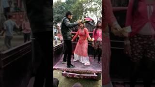 Chauki chilata rojey holi bhojpuri