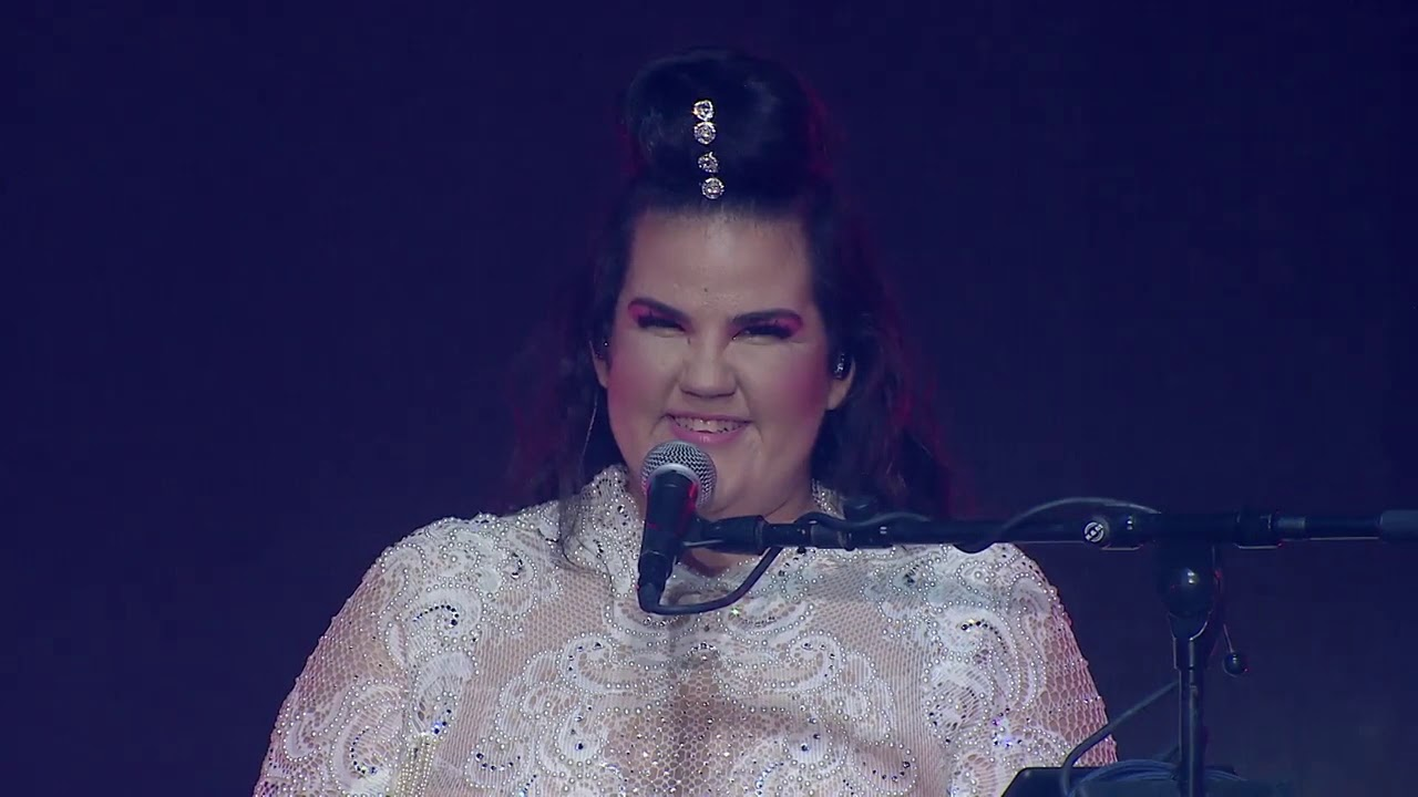 Netta Barzilai Nude Photos 90