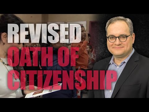 """Trudeau's change to Canada's citizenship oath is """"silly"""""""