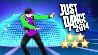 5☆ stars - Gentleman - Mashup - Just Dance 2014 - Wii U