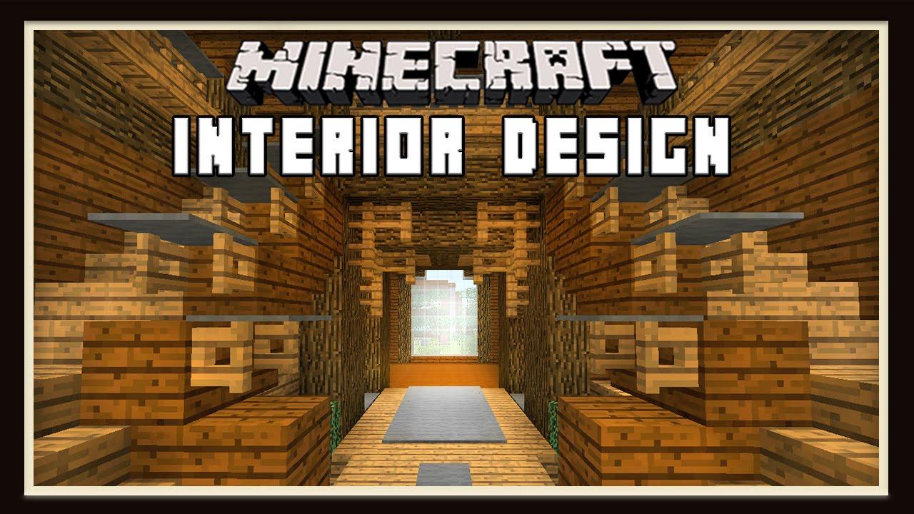 Minecraft: How To Build A House - Interior Design Ideas ...