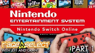 Nintendo Switch Online NES Games (Let