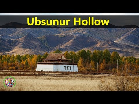 Best Tourist Attractions Places To Travel In Russia | Ubsunur Hollow Destination Spot