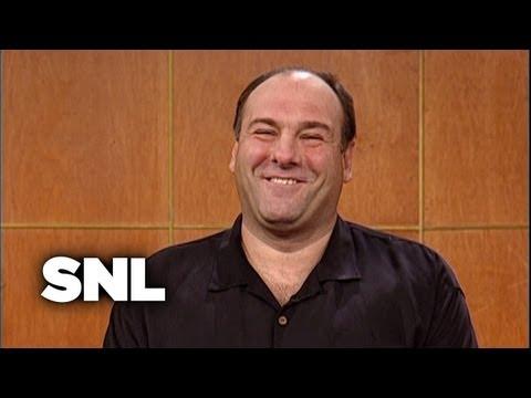 James Gandolfini - Saturday Night Live