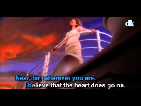 My Heart Will Go On karaoke version by Chepa