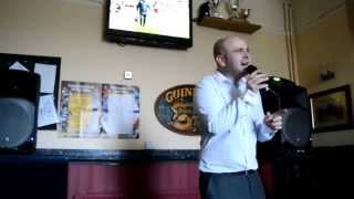 Farewell Is A Lonely Sound - Jimmy Ruffin - Covered by Jamie Profitt