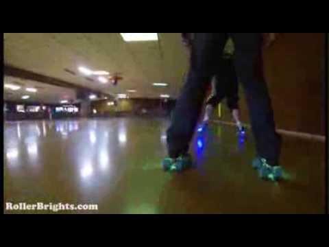 LED Lights For Roller Skates - RollerBrights.com