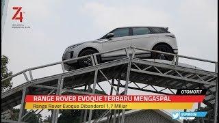 Range Rover Evoque Terbaru Mengaspal di Indonesia, Harga Hampir Rp 2 Miliar