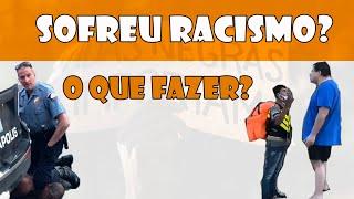 Vitima de Racismo o que fazer?