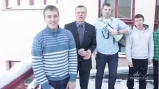 [LIPDUB] Põhja-Tallinn - Meil On Aega Veel : Valgamaa noorte meediaseminar