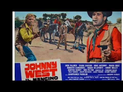 Spaghetti Western  -  Johnny West il mancino