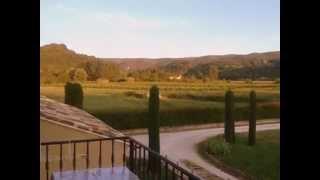 location de vacances Gite 4 personnes vue Ménerbes Luberon Provence