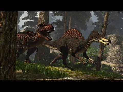 || PRIMAL CARNAGE: EXTINCTION|| Стрим по игре про динозавров + РОЗЫГРЫШ (1080p,60Fps Стрим.)