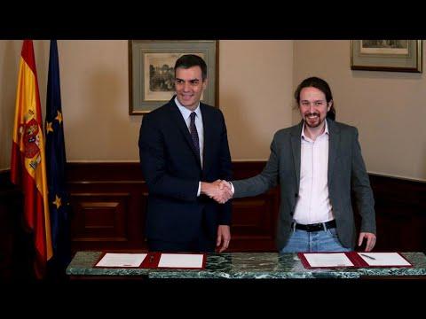 إسبانيا: اتفاق بين الحزب الاشتراكي واليسار الراديكالي على تشكيل حكومة ائتلافية  - 12:00-2019 / 11 / 13