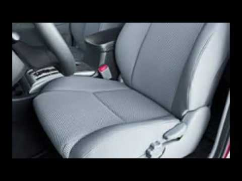 Toyota Tacoma Replacement Seats Youtube