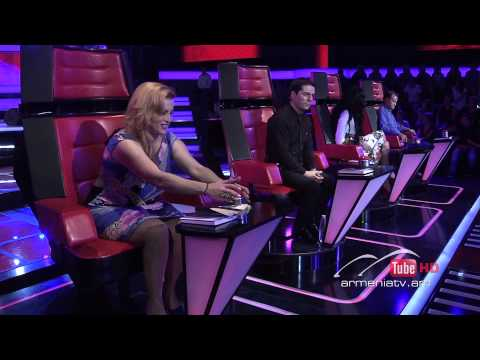 Liana Zalinyan,You Lost Me by C  Aguilera -- The Voice of Armenia – The Blind Auditions – Season 3