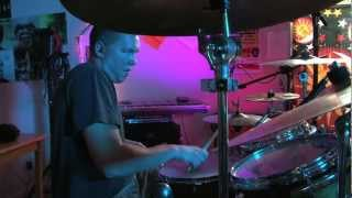 """SANTIGOLD """"Disparate Youth"""" Drum Cover- North Shore Pharmacy"""
