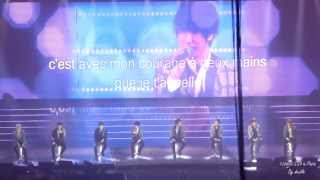 [Fancam]120406 SS4 in Paris Lovely day+Our love