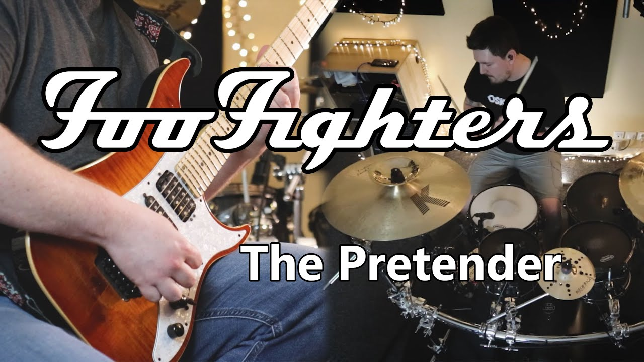 Cover - Foo Fighters - The Pretender !
