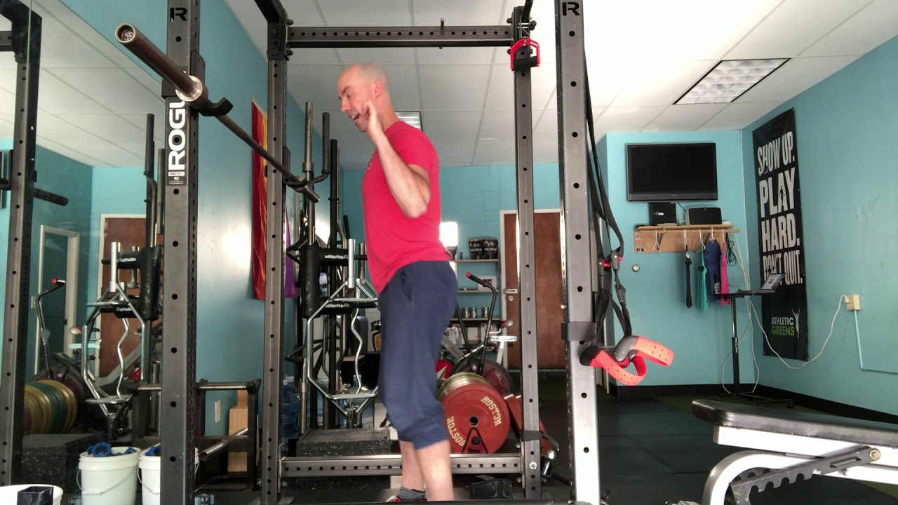 How I increased my strength by decreasing the weight