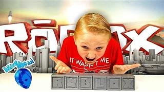 ROBLOX BLIND BOXEN! von JAZWARES TOYS Eröffnung und Überprüfung