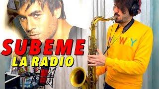 SUBEME LA RADIO - Enrique Iglesias [Saxophone Cover Daniele Vitale]