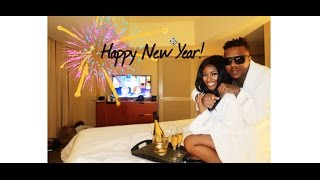#THELIFEOFPOSH | VLOG 1 | DIDNT SLEEP FOR 24 HOURS !!SURPRISED BAE IN LA FOR NEWYEARS !!!