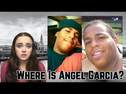The Bizarre Disappearance of Angel Garcia
