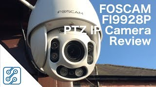 Foscam FI9928P Outdoor Wireless PTZ Camera Review