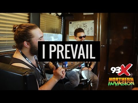 Northern Invasion 2017: Interview with I Prevail