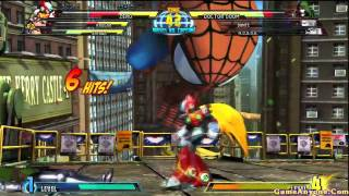 "Marvel vs Capcom 3: Fate of Two Worlds (Mike ""Mayor of Earth"" Haggar, Arthur, Zero Pt. 1/2)"