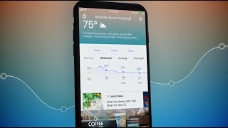 Invention and Reinvention - The story behind the new app from The Weather Channel