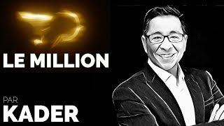 « Né en banlieue, petit, arabe et millionnaire » Kader - #LeMillion