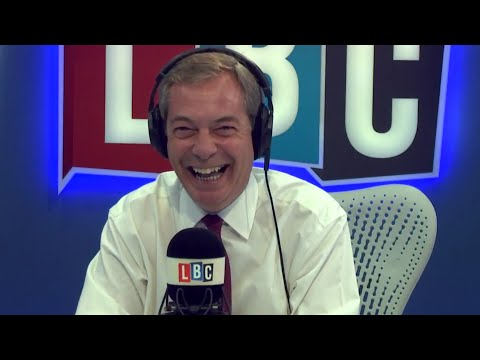 The Nigel Farage Show: What does Theresa May need to do next? Live LBC - 9th October 2017