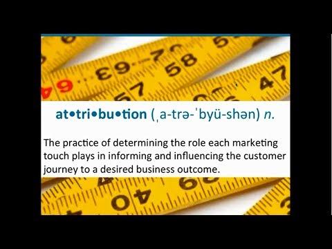 Marketing Attribution Webinar Series Part 3: Putting Attribution to Work