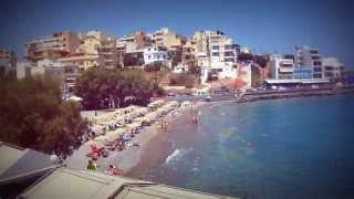 Крит Агиос Николаос | Святой Николас Пляж в городе(Это видео создано с помощью видеоредактора YouTube (http://www.youtube.com/editor), 2013-08-12T11:41:14.000Z)