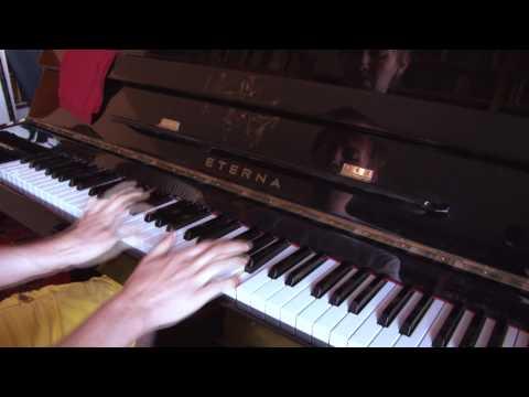 Piano Cover 99 Luftballons - Nena