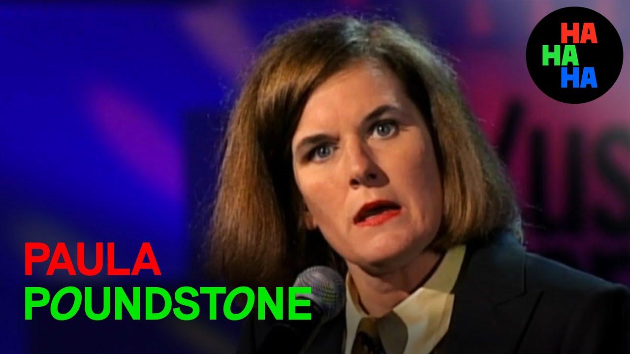Paula Poundstone - America is not Tolerant
