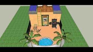 Beachbum Cabin By Solarcabin