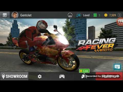 Modifikasi motor - Racing Fever2(moto)