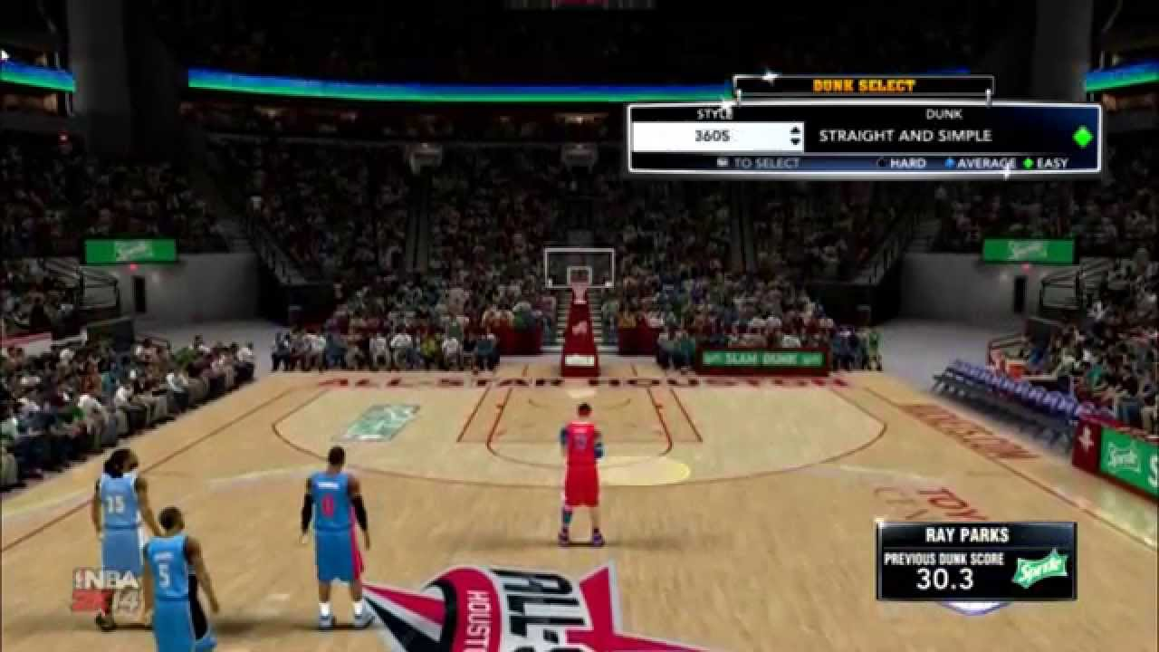 Nba 2k14 Dunk Contest Pc
